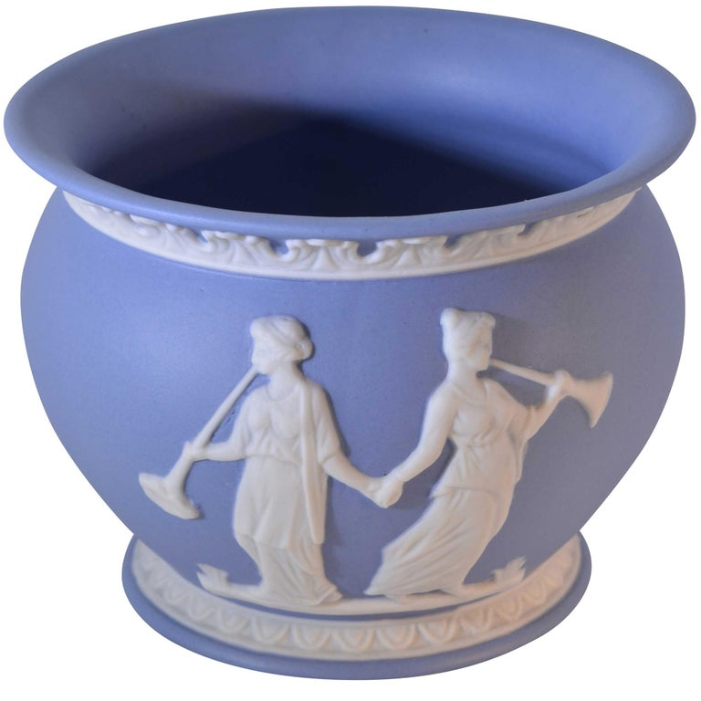 18th Century Wedgwood Jasperware Bough Pot At 1stdibs