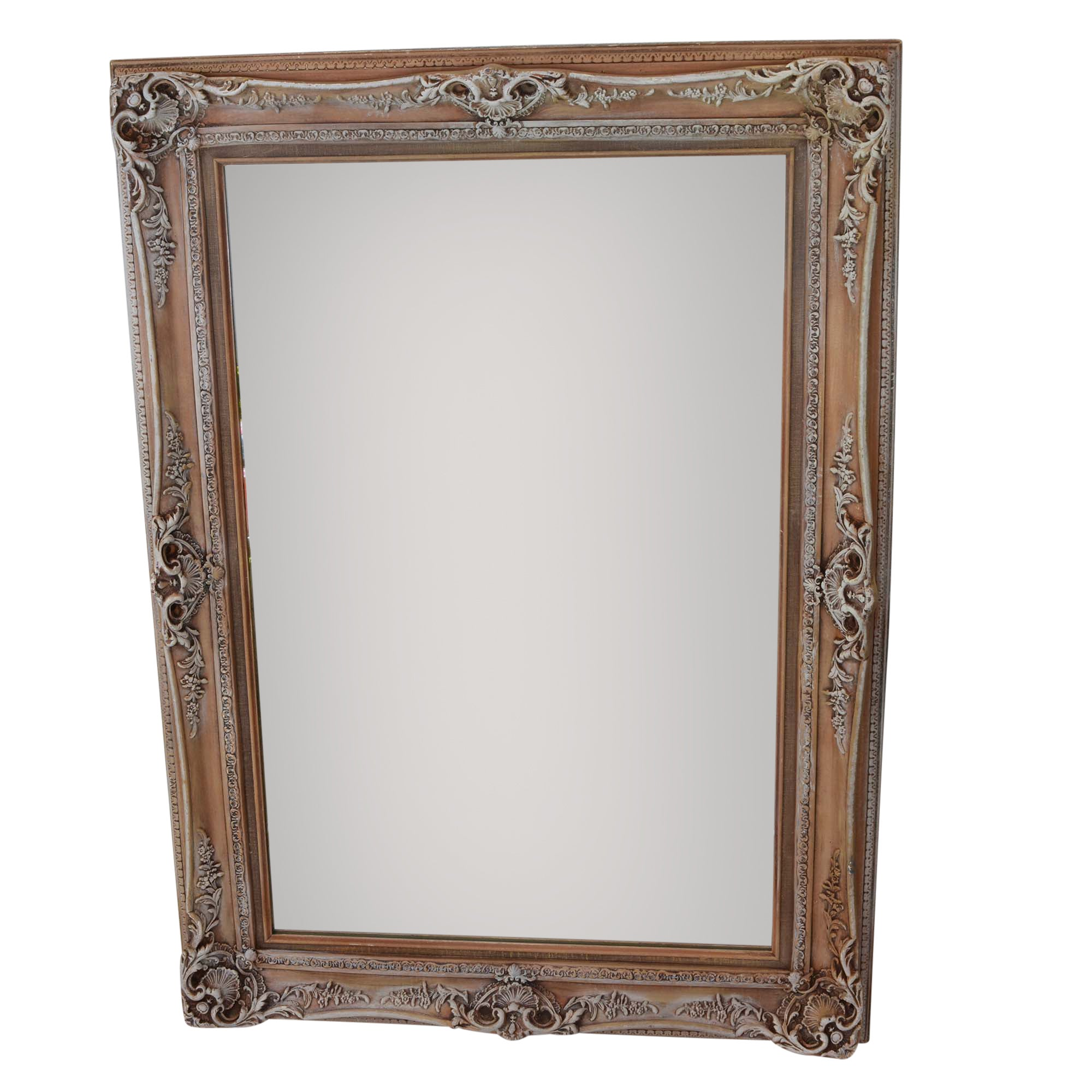 d1e201b76ab6 Antique Ornate Frames with New Mirrors, Pair For Sale at 1stdibs