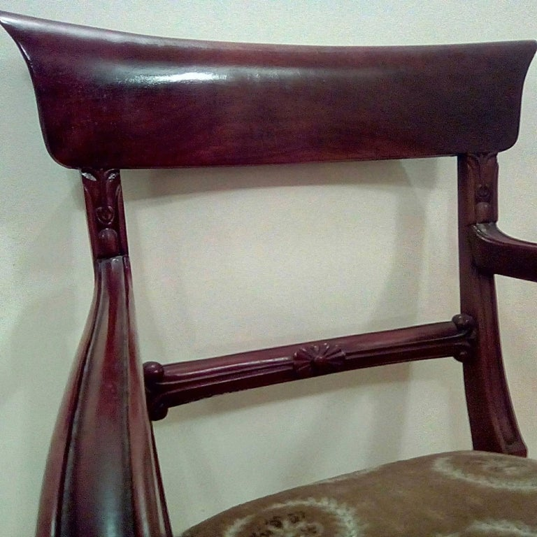 Set of eight victorian style carver chairs for sale at 1stdibs for Dining room furniture australia only
