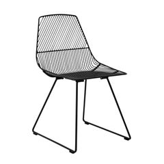 "Modern Wire ""Ethel"" Dining Chair by Bend Goods"