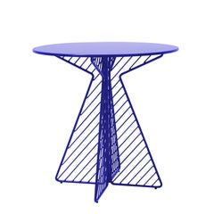 "Contemporary Wire ""Cafe Table"" by Bend Goods"