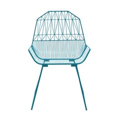 """Modern Wire """"Farmhouse Chair"""" by Bend Goods"""
