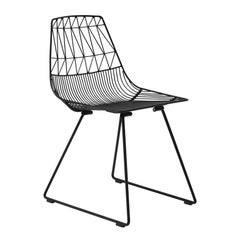 "Modern Wire ""Lucy"" Dining Chair"" by Bend Goods"