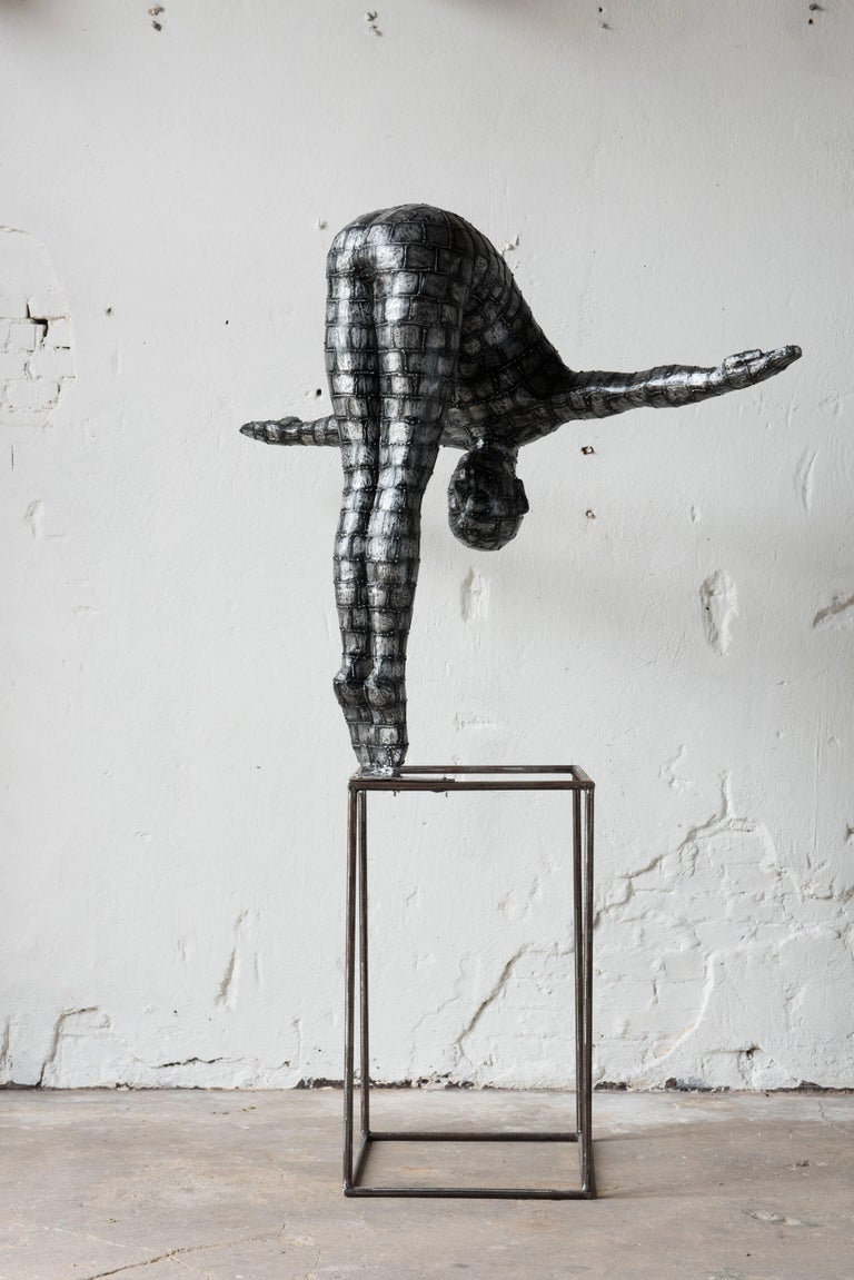 Welded Modern Sculpture