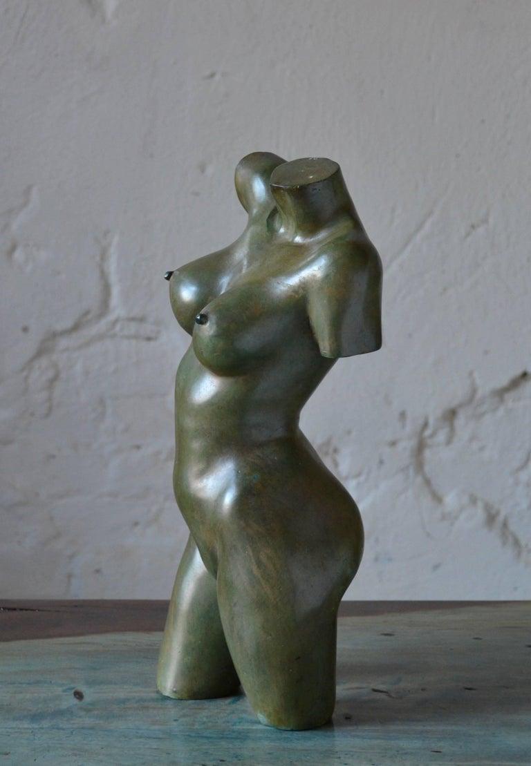 Romantic Female Torso