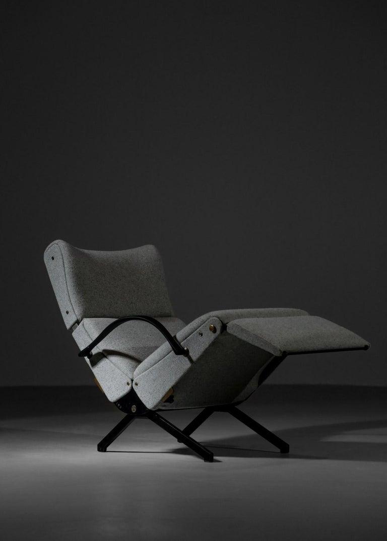 Italian Osvaldo Borsani Lounge Chair Model P40 for Tecno, Italy For Sale
