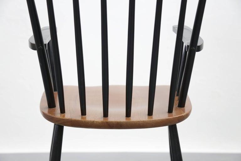 Finland rocking chair by Tapiovaara Model Fanett, 1960s.