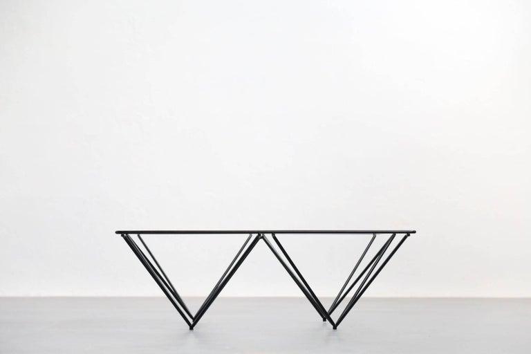 Geometric Alanda Coffee Table by Paolo Piva, 1970s 9