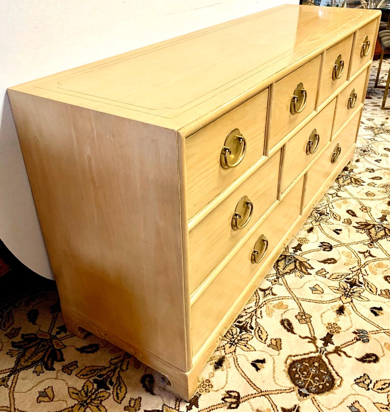 Ray Sabota for Century Furniture Midcentury Wardrobe Credenza Dresser Armoire For Sale 12