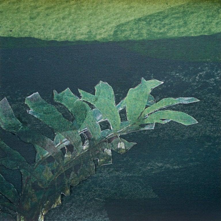 Faye Toogood Woodlands, Fields, Moors in Fields Wallpaper For Sale