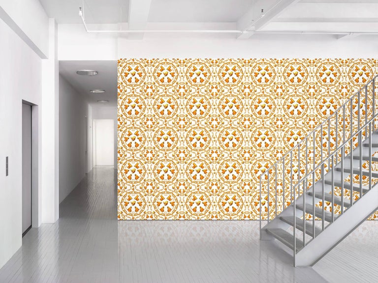 Maharam Serpentine Galleries Wallpaper