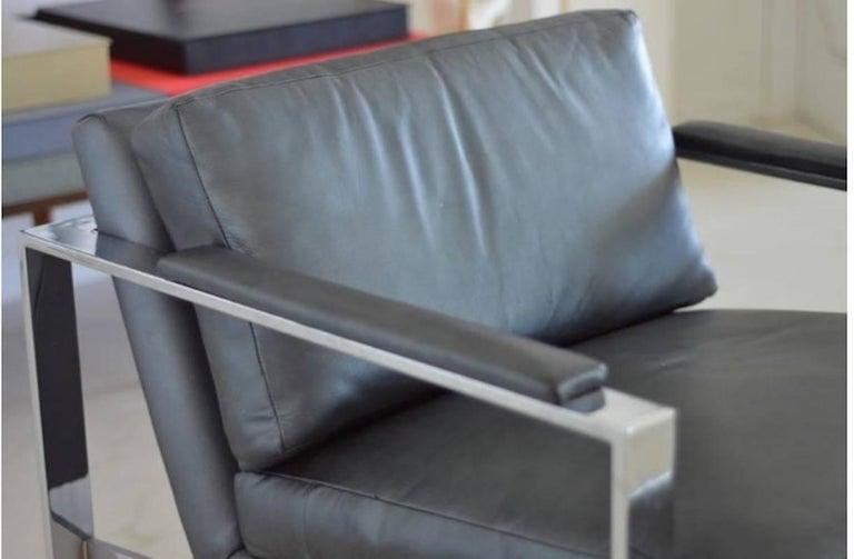 Minimalist Ralph Lauren Inspired Chair For Sale