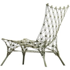 Limited Edition Knotted Chair by Marcel Wanders for Cappellini