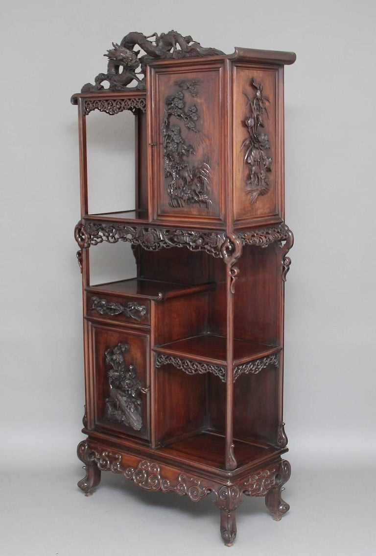 19th century chinese cabinet for sale at 1stdibs for 19th century kitchen cabinets