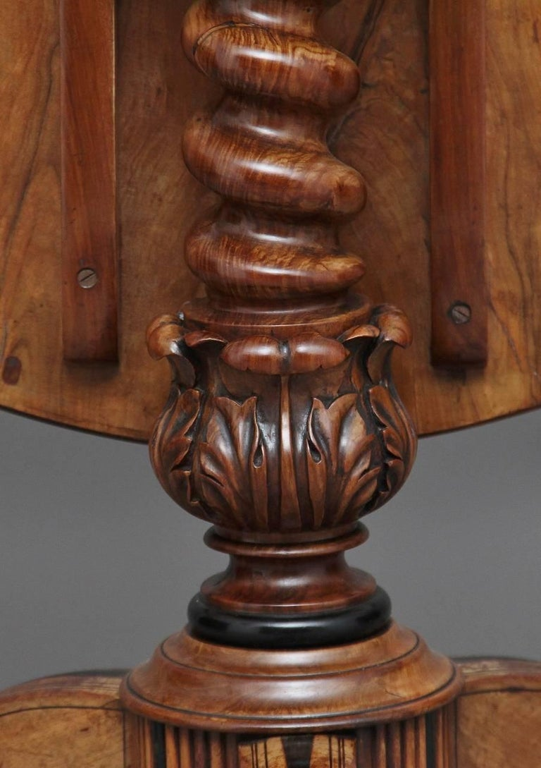 sorrento inlaid wood furniture 19th century sorrento marquetry tripod table for sale at