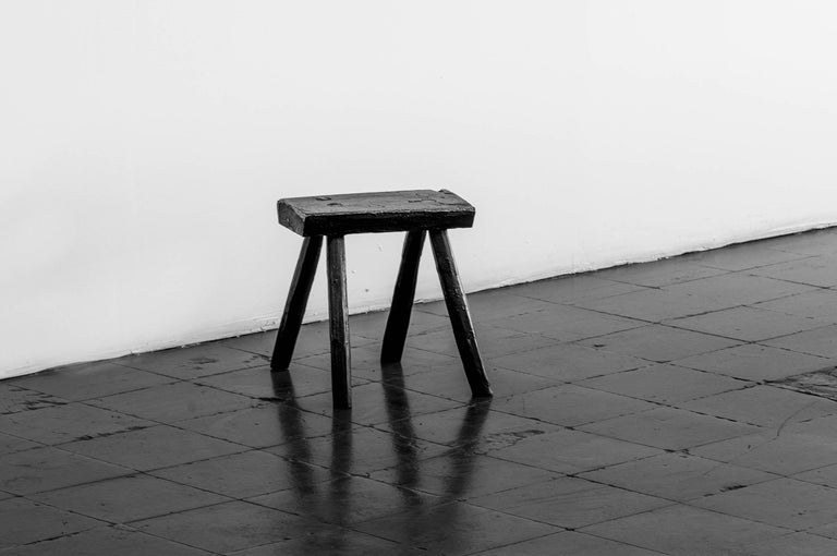 S.R.O Memoria Stool #2 by EWE Studio In Excellent Condition For Sale In Mexico City, MX