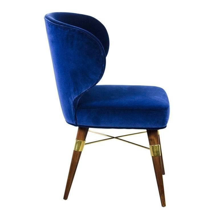 Modern Langston Dining Chair For Sale