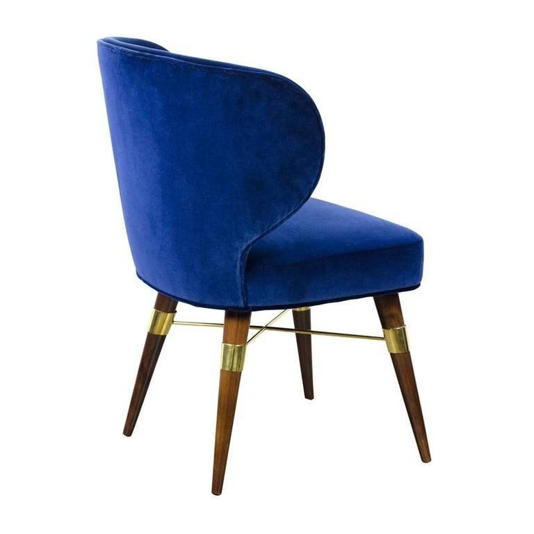 Langston Dining Chair In New Condition For Sale In Westport, CT
