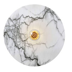 Jupiter Marble Wall or Ceiling Light Contemporary