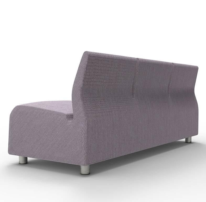 Rather Than A Lazy Lounging Sofa This Contemporary Sofa In High Quality All  Natural Materials Is