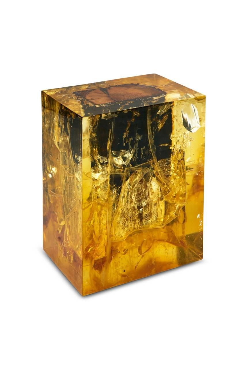 Studio Nucleo, Resin Side Table, 2016 2