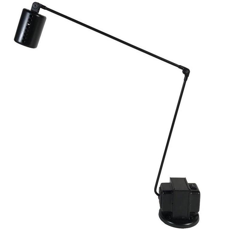 Lumina Daphine Table Lamp by Tommaso Cimini, 1980s, Italy