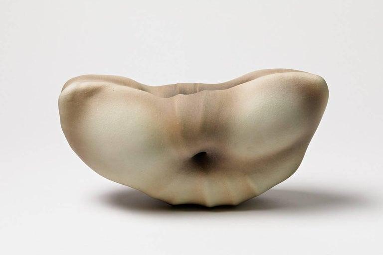 Unique Porcelain Sculpture by Wayne Fischer, 2017 In Excellent Condition For Sale In Saint-Ouen, FR