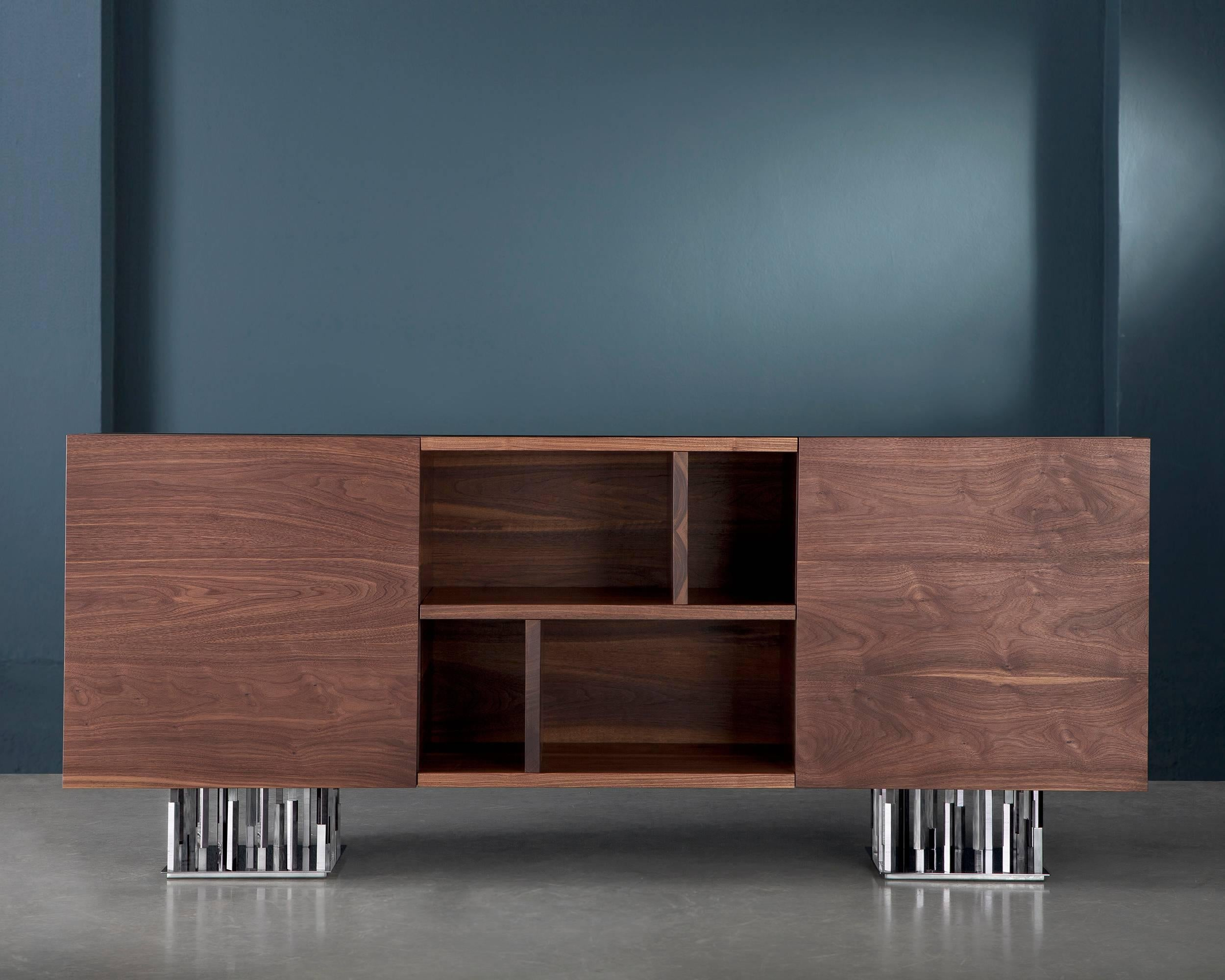 Credenza Contemporary : Statement furniture piece for contemporary decors c credenza