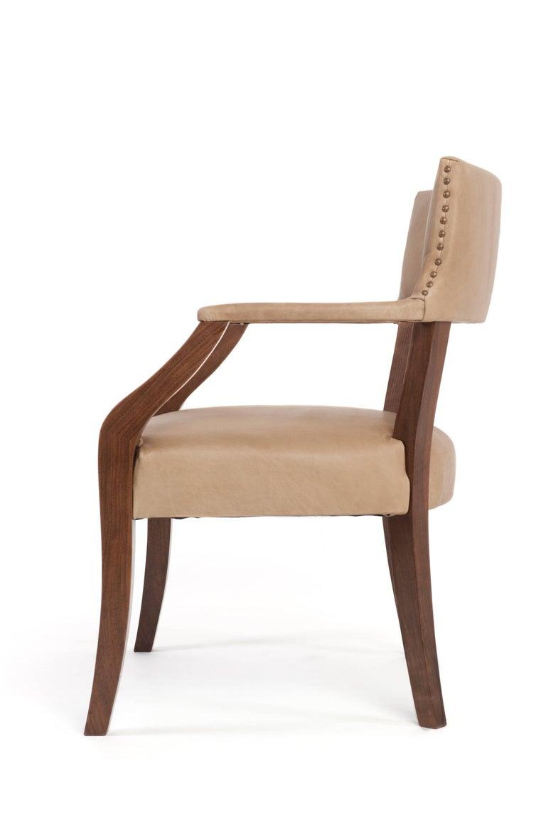 Mid-Century Modern California Easy Club Armchair For Sale