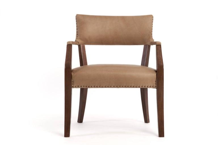 Austrian California Easy Club Armchair For Sale
