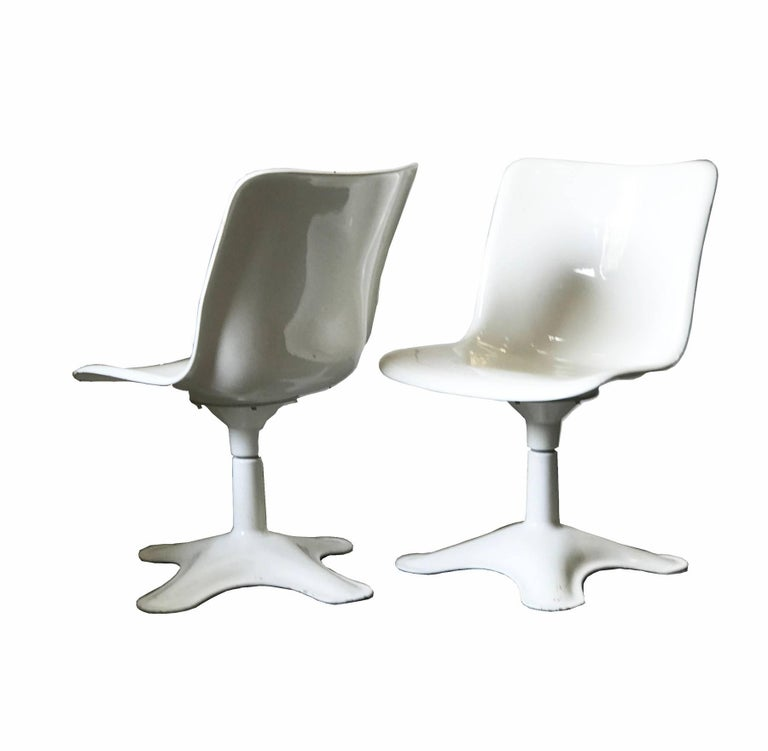Space Age Model 415 Chair by Yrjö Kukkapuro for Haimi, 1969, Finland For Sale