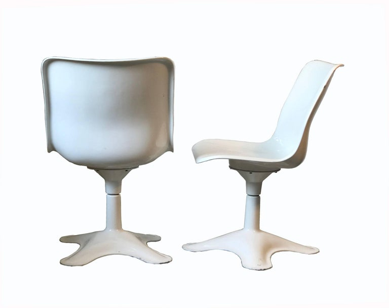 Finnish Model 415 Chair by Yrjö Kukkapuro for Haimi, 1969, Finland For Sale