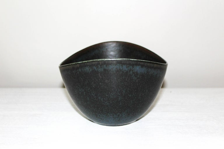 Gunnar Nylund Large Ceramic Bowl for Rörstrand For Sale 1