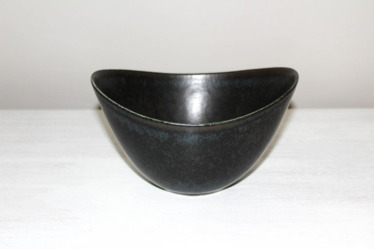 Gunnar Nylund Large Ceramic Bowl for Rörstrand For Sale 2