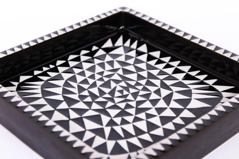 Swedish Stig Lindberg Ceramic Ashtray
