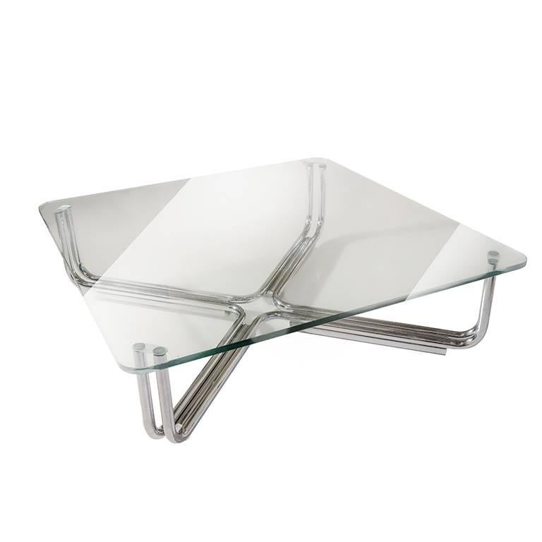 Coffee Table by Gianfranco Frattini, 1960s