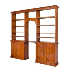 Bookcases Tuscany Cherry  Wood, 1840-1860