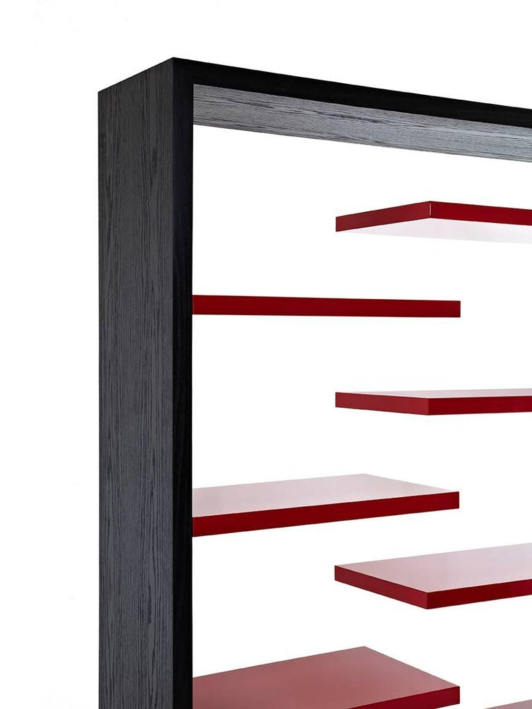 Contemporary Float Bookshelf For Sale
