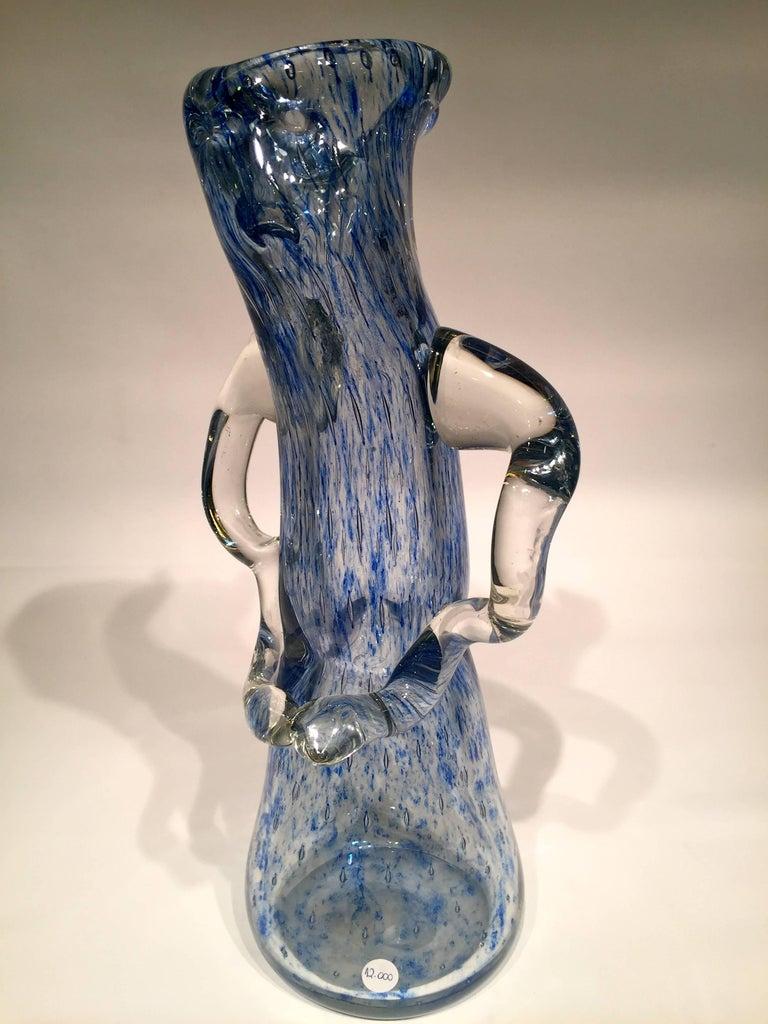 Dino Martens Murano artistic blown glass