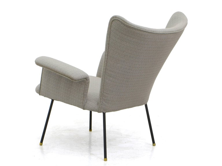 Armchair by Martin Eisler, Brazilian Midcentury In Excellent Condition For Sale In Sao Paulo, BR