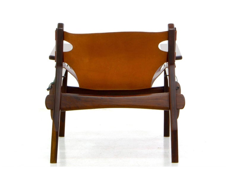 Pair of Kilin Armchairs, Sergio Rodrigues, Brazilian, Midcentury In Excellent Condition For Sale In Sao Paulo, SP