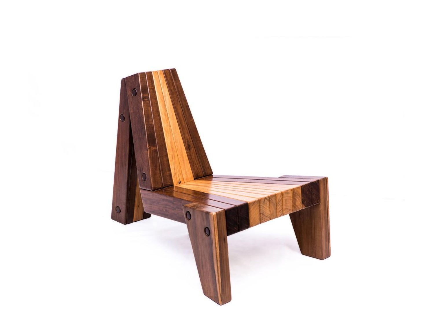 Enrico Wooden Contemporary Lounge Chair By Zanini De Zanine For At 1stdibs