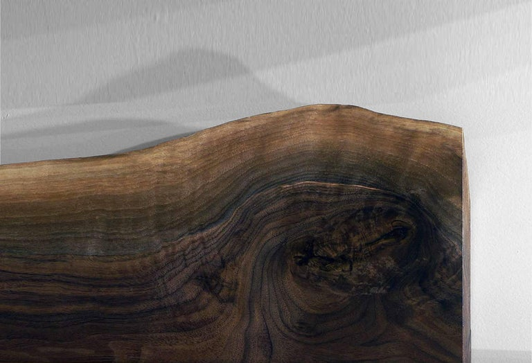 Minimalist Oak Long Dinner Table Extendable For Sale 2