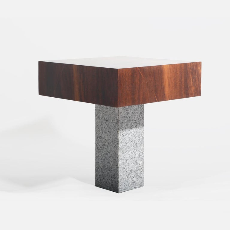 Minimalist Contemporary Side Table