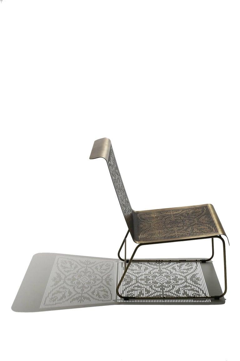 Brazilian Renda Armchair For Sale