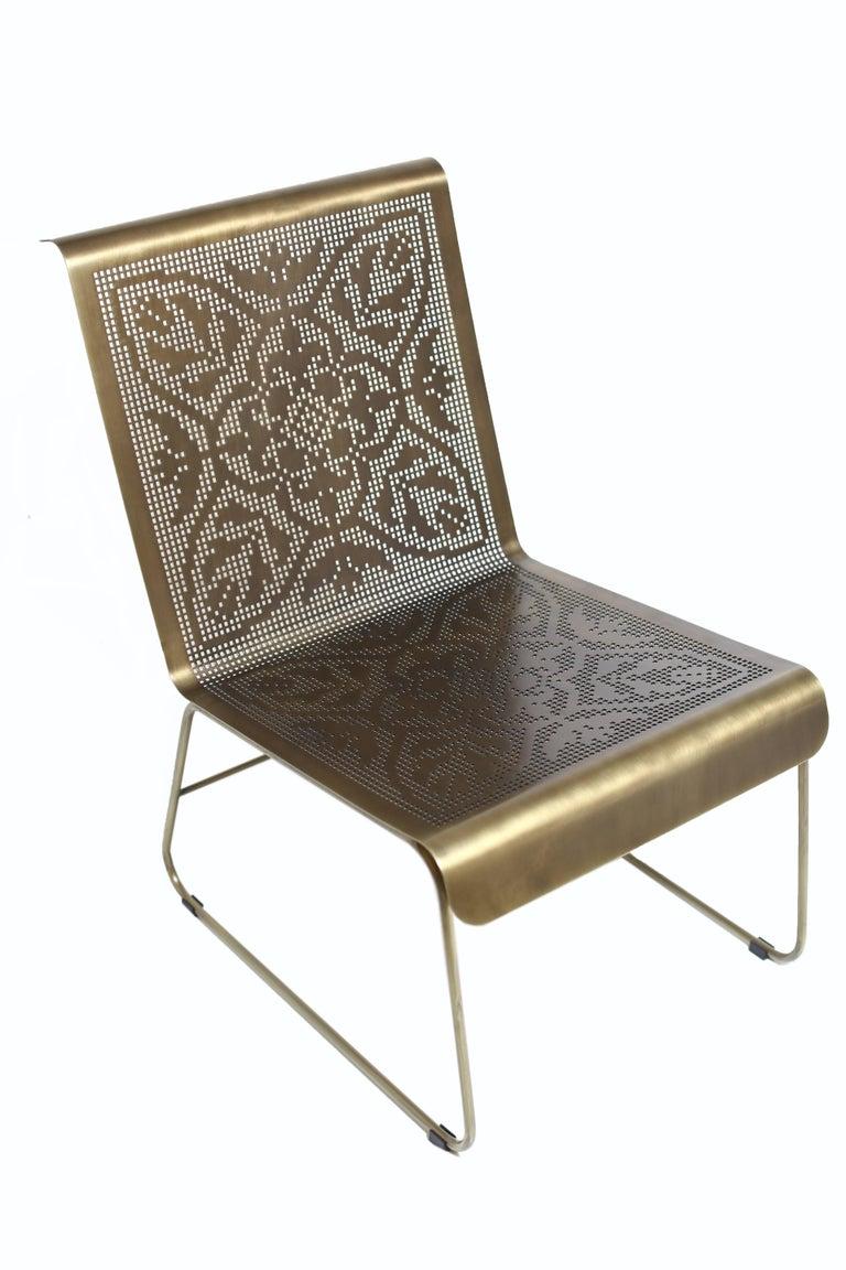 Modern Renda Armchair For Sale
