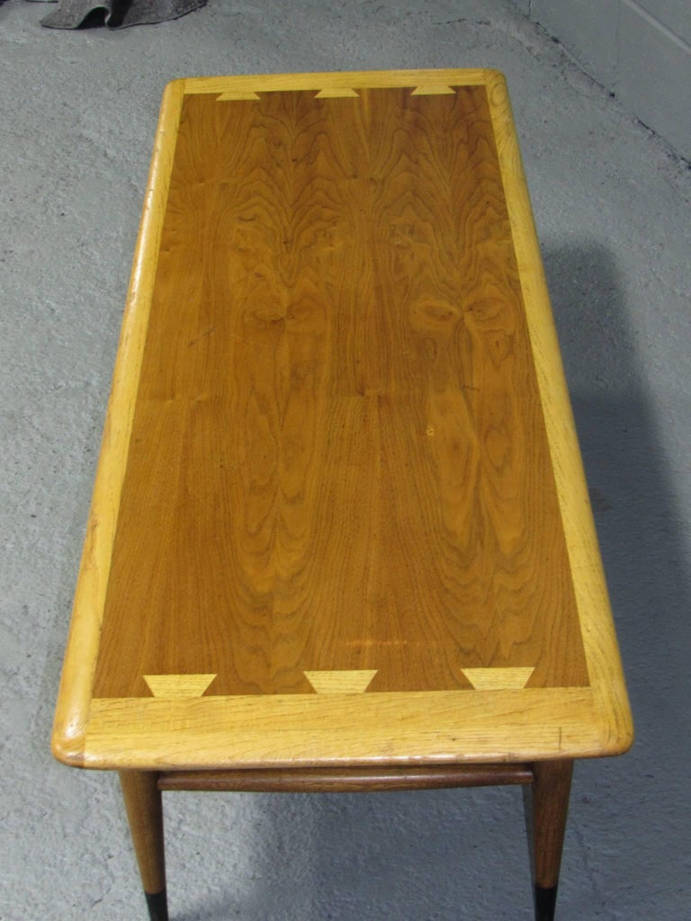 Acclaim Series Coffee Table by Andre Bus for Lane For Sale ...