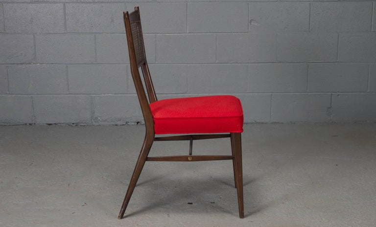 American Set of Four Irwin Collection Dining Chairs by Paul McCobb for Directional For Sale