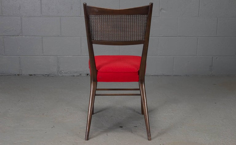 Mid-20th Century Set of Four Irwin Collection Dining Chairs by Paul McCobb for Directional For Sale
