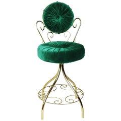 1950s Regency Hollywood Vanity Chair